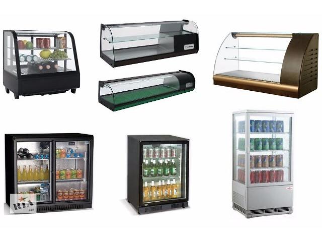 Настольные витрины холодильные и тепловые- объявление о продаже  в Киеве