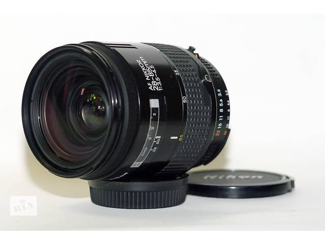 Nikon Af Nikkor 28-85mm f/3.5-4.5 - объявление о продаже  в Новограде-Волынском