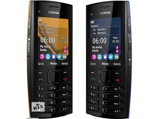 бу Nokia X2-02 в Одессе