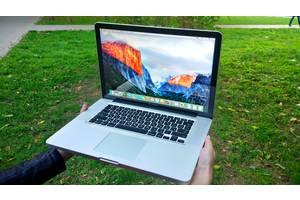 б/у Игровые ноутбуки Apple Apple MacBook Pro