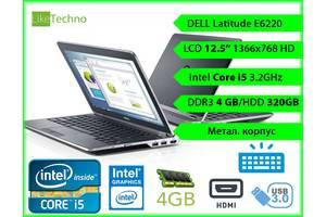 б/у Игровые ноутбуки Dell Dell Latitude E6220