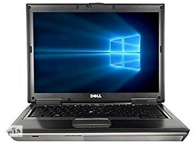 бу Ноутбук Dell Latitude D620 14.1 (CoreDuo 1.8 ГГц, 2 ГБ ОЗУ, DVD-RW, Windows7) - Суперцена! в Харькове