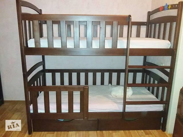 Новая двухъярусная кровать-трансформер Карина-Люкс для детей!- объявление о продаже  в Киеве