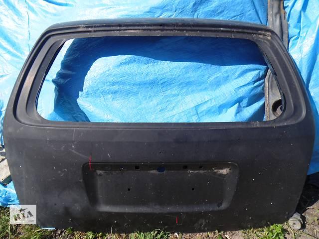 продам Новая крышка багажника для легкового авто Opel Zafira бу в Дубно (Ровенской обл.)