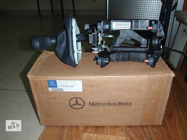 продам Новая кулиса переключения акпп/кпп для микроавтобуса Mercedes Vito бу в Одессе