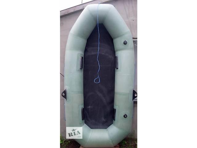 """Новая надувная резиновая лодка  """"Язь"""" 2 местная, ткань БЦК.- объявление о продаже  в Днепре (Днепропетровск)"""