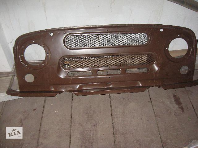 купить бу Новая решётка радиатора для легкового авто УАЗ 469 в Млинове