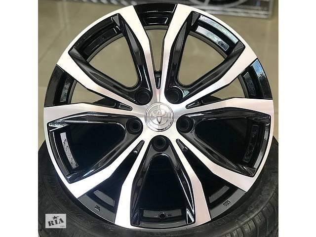 Новые диски Toyota Venza Япония R18 5*114,3 60.1- объявление о продаже  в Харькове