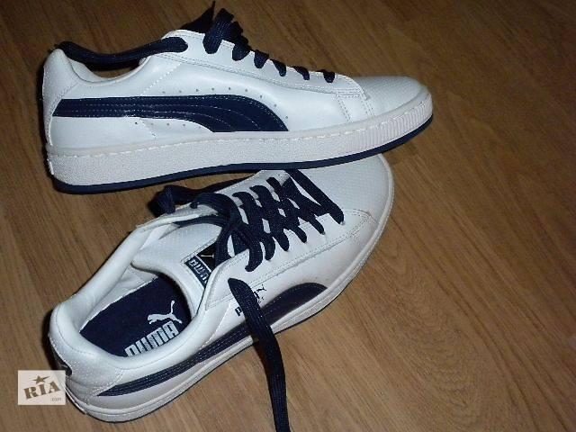 продам Новые кожаные кроссовки PUMA бу в Одессе