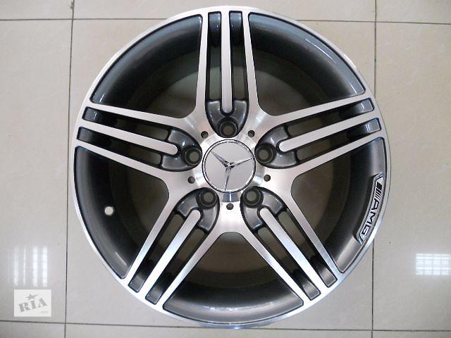 Цена за диск. Новые R16 5х112 Оригинальные литые диски на Mercedes E,S-Class. Производство Германия- объявление о продаже  в Харькове