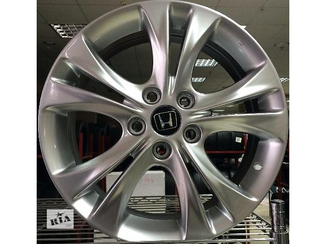купить бу Новые R17 5X114.3 литые диски Honda Accord Оригинальные, Япония в Харкові