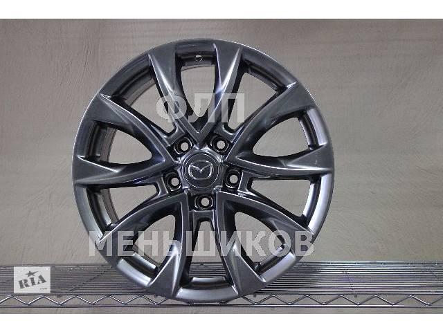 продам Новые R17 5x114.3 Оригинальные диски для Mazda, Япония бу в Харькове