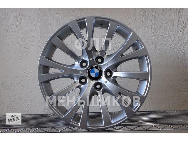 купить бу Новые R17 5x120 Оригинальные диски на BMW 5, Германия в Харькове