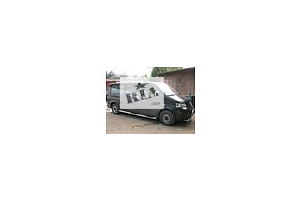 Новые Рейлинги Volkswagen T5 (Transporter)