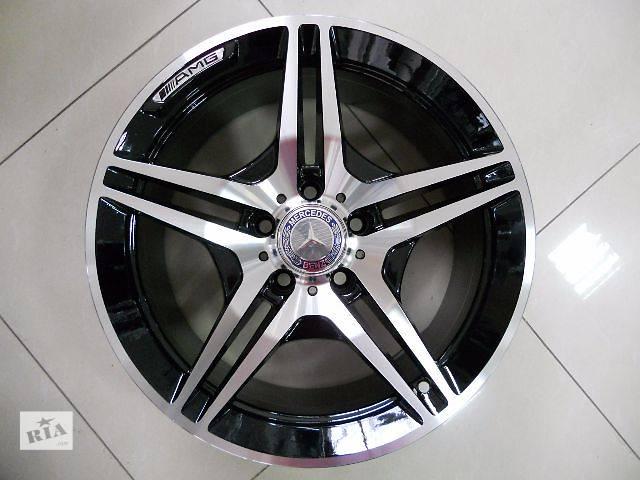 купить бу Новые 17 '' 5Х112 Оригинальные литые диски на Mercedes  S E Klasse в Харькове