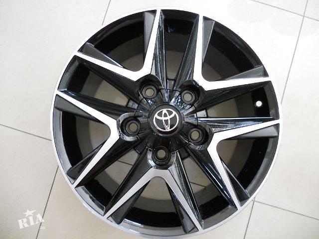 Новые 18'' 5x150  Оригинальные литые диски Toyota LAND CRUISER 100- объявление о продаже  в Харькове