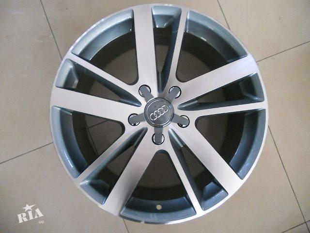бу Новые 20'' 5x130 Оригинальные литые диски на Audi Q7 в Харькове
