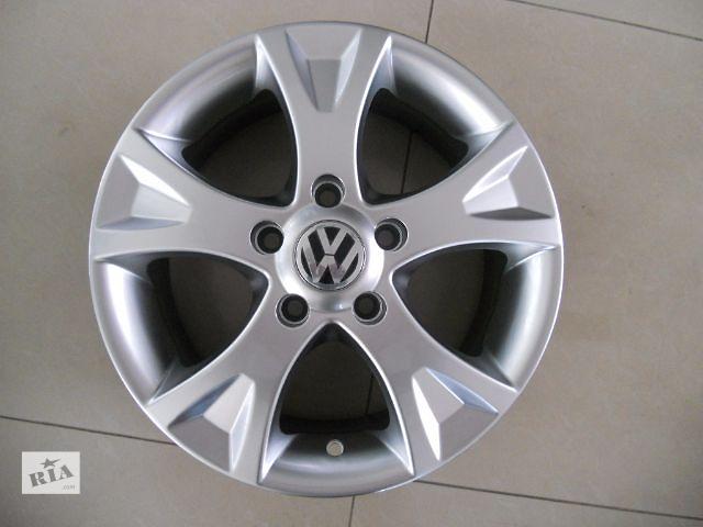 Новые R15 5X112 литые диски на Volkswagen Caddy; Passat Оригинальные- объявление о продаже  в Харькове