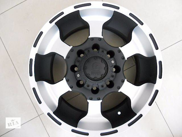 продам Новые  R18 8x165.1 литые диски на HUMMER H2  Оригинальные диски бу в Харкові