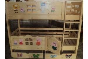 Нові Двоярусні дитячі ліжка Яремче Мебель