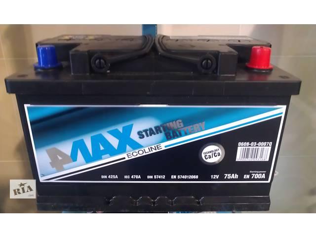 Новый 4MAX аккумулятор + гарантия- объявление о продаже  в Белой Церкви (Киевской обл.)