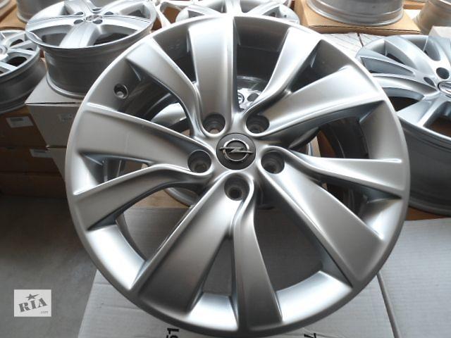 продам Новый диск для легкового авто Opel Astra J R18 бу в Ужгороде