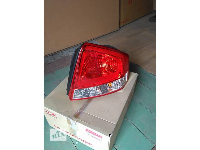 продам Новый фонарь задний правый на Kia Cerato (924022F311) бу в Вишневом (Киевской обл.)