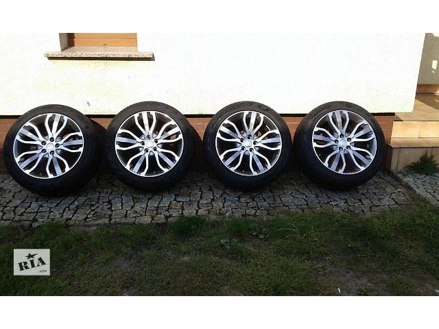 купить бу Новий комплект  для легкового авто Land Rover Range Rover Sport 275/45/21. в Ужгороде