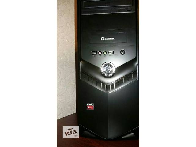 продам Новый Компьютер AMD 3.2 ГГц,4Гб ОЗУ, 500 HDD. бу в Одессе