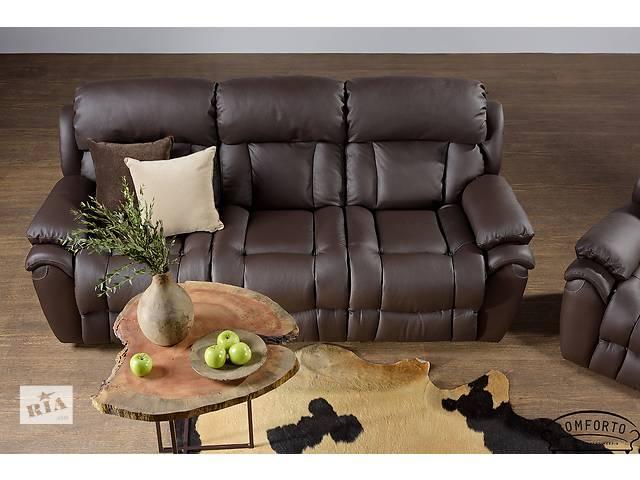 продам Новый кожаный диван BOSTON. В наличии. бу в Киеве