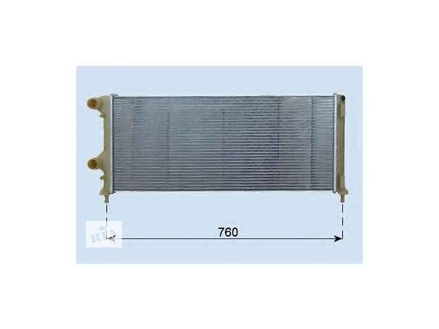 продам Новый радиатор для легкового авто Fiat Doblo  05-10р.  1.3  1.9  Multijet бу в Луцке