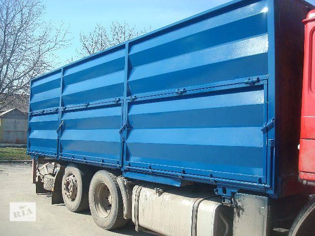 продам Новый Детали кузова Кузов Грузовики MAN 24.430 2015 бу в Виннице