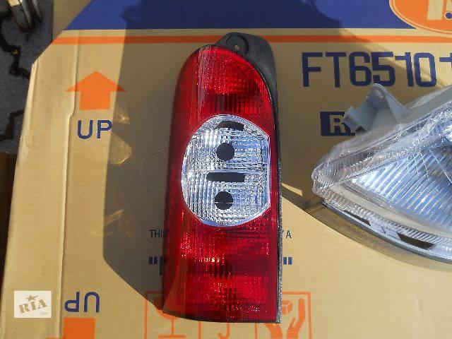 Новый  Фонарь задний  Opel Movano Renault Master    04-10р.- объявление о продаже  в Луцке