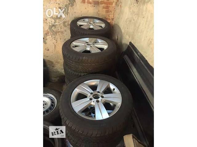 новый Колеса и шины Легковой Mercedes Viano 225/65/17.continental.- объявление о продаже  в Ужгороде