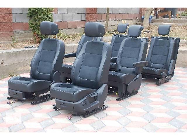 продам Новый комплект сидений легковой Volkswagen T5 (Transporter) 2014 бу в Ровно