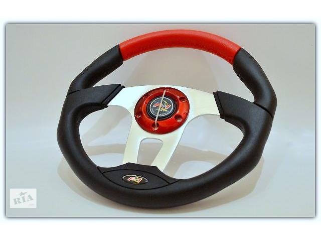 продам Новый руль для легкового авто № 572 красный бу в Запорожье