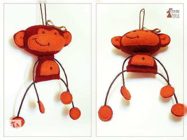 продам Обезьянка Яна. Игрушка - сувенир ручной работы. бу в Херсоне