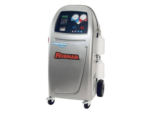 Оборудование для заправки кондиционеров автомобилей,автомат с принтером ROBINAIR  AC790PRO- объявление о продаже  в Киеве