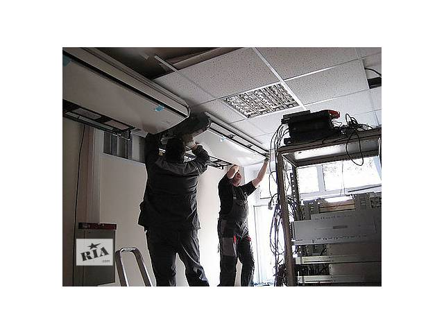 купить бу Обслуживание систем вентиляции  в Украине