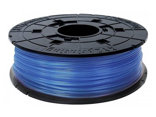продам Катушка с нитью XYZprinting 1.75мм/0.6кг PLA Filament Прозрачный Синий бу в Киеве