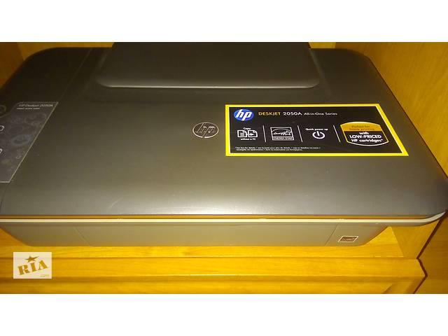 купить бу хороший 3в1 HP2050A в Мукачево