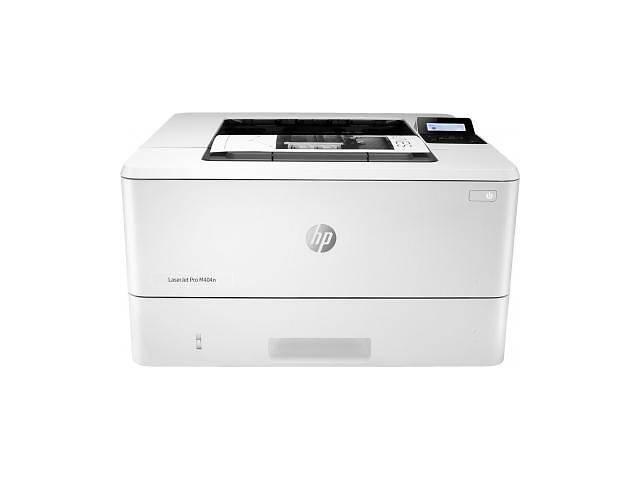 купить бу Лазерный принтер HP LaserJet Pro M404n (W1A52A) в Дружковке