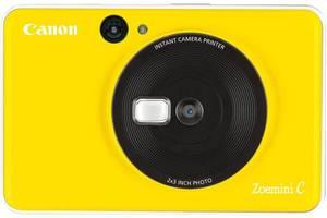 Портативная камера-принтер Canon ZOEMINI C CV123 Bumble Bee Yellow (3884C006)