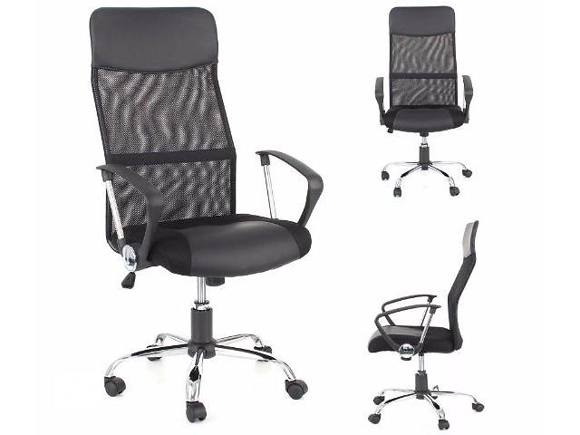 продам Офисное кресло Calviano Xenos с сеткой (черное). Нет в наличии бу в Львове