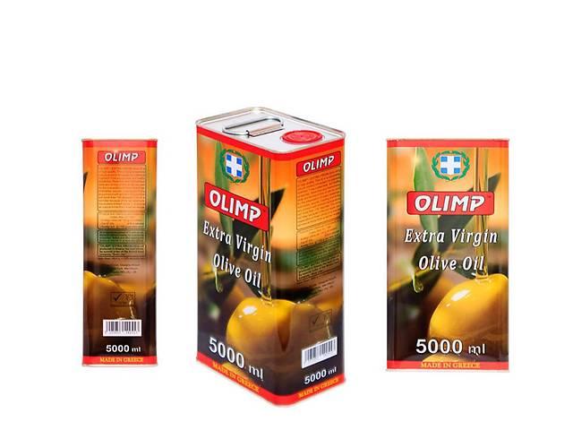 Оливковое масло Olimp, 5 л