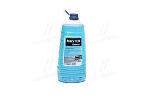 Омыватель стекла зимний Мaster cleaner -12 Морск. бриз 4л