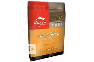 Сухие корма для кошек Orijen