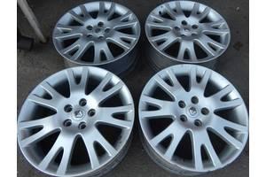 Оригинальные диски 7 R17 5X108 ET50 Peugeot без пробега по Украине