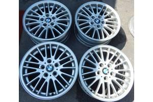 Оригинальные диски BMW 3,X3 ITALY 7 R17 5X120 ET39  без пробега по Украине