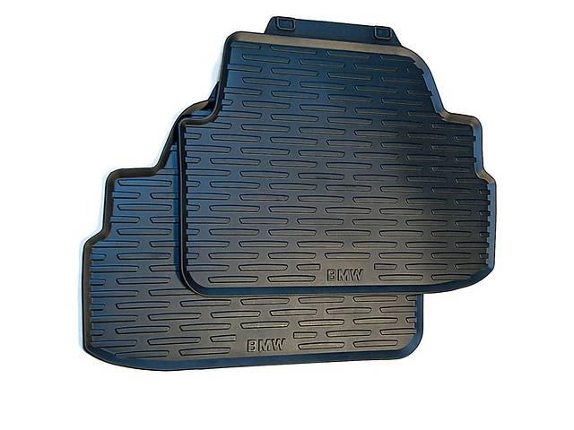 бу Оригинальные задние коврики для BMW 1 (E81/E82/E88) резиновые в Одессе